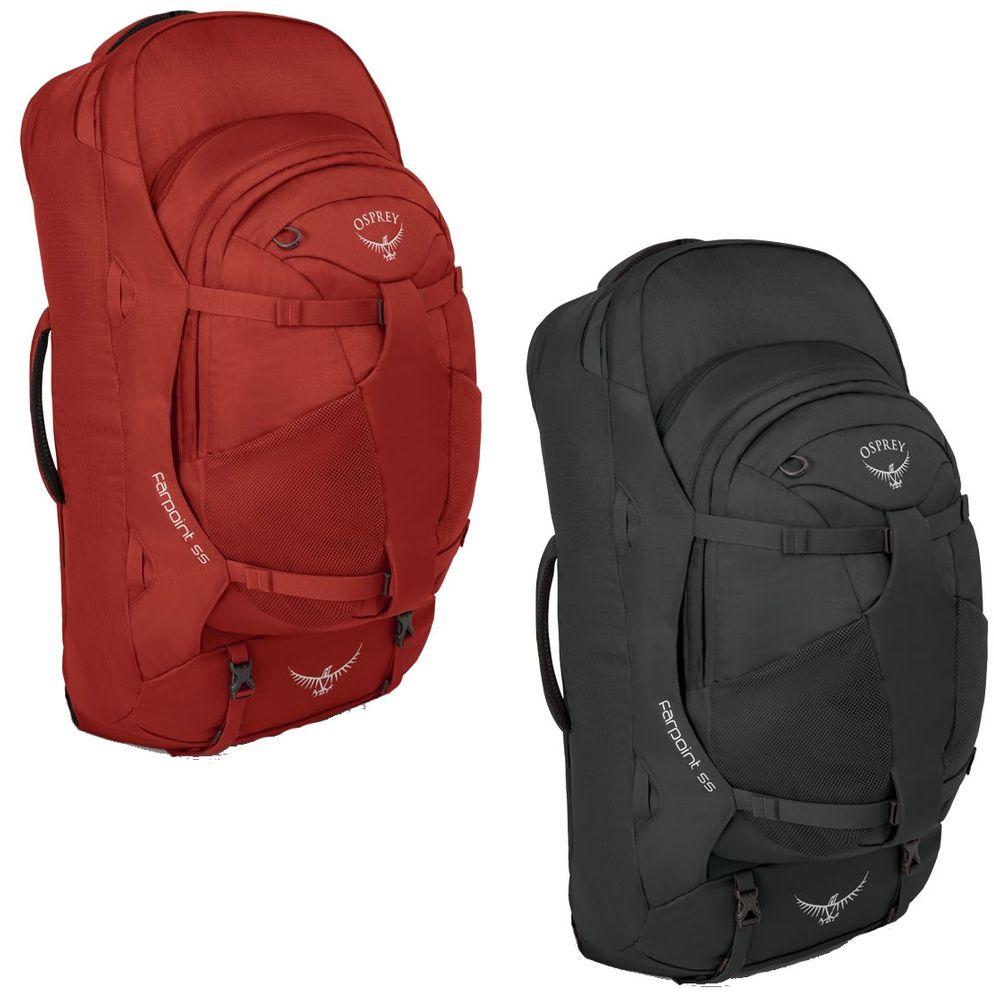 Osprey Farpoint 55 - Reiserucksack / Reisetasche