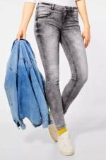 Street One Jeans Style York grey washed