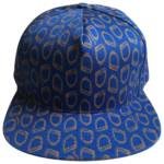 Supreme blue Cotton Hats & Pull ON Hats