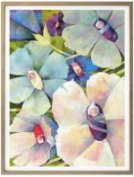 """Wall-Art Poster """"Märchen Wandbilder Blütenbabies"""", Pflanzen (1 Stück), Poster, Wandbild, Bild, Wandposter"""