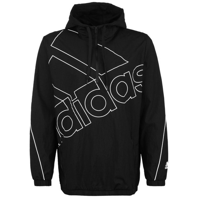 "adidas Performance Windbreaker ""Essentials Giant Logo"""