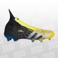 adidas Predator Freak+ FG gelb/blau Größe 47 1/3