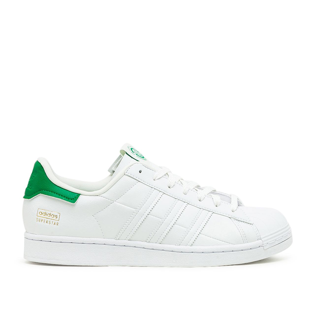 adidas Superstar Primegreen (Weiß / Grün)