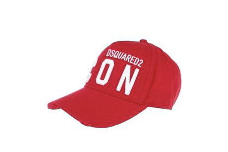 dsquared-cap-rot