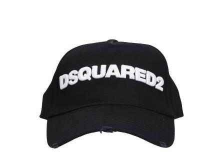 dsquared-mütze-herren-dsquared-cap-schwarz