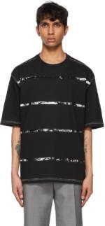 ADER error Black Tape T-Shirt