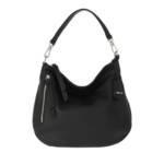 Abro Hobo Bag - Hobo Bag Juna Small - in schwarz - für Damen