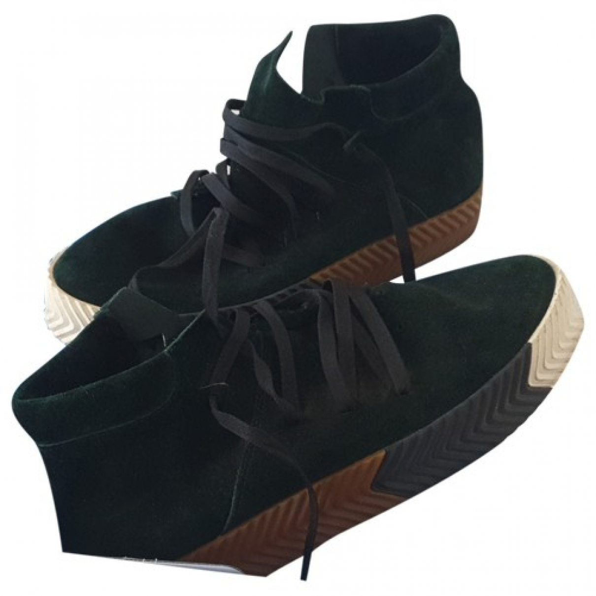 Adidas Originals x Alexander Wang Cloth high trainers
