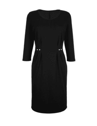 Alba-Moda-Abendkleid-grau