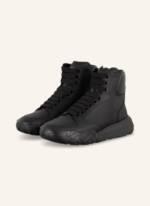 Alexander Mcqueen Hightop-Sneaker schwarz