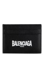 Balenciaga Kartenetui schwarz