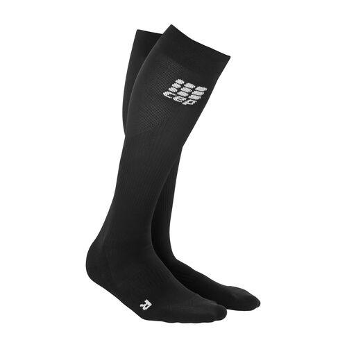 CEP Kompressionssocken zum Training für Damen - Compression Socks, Schwarz, II (Damen Socken)