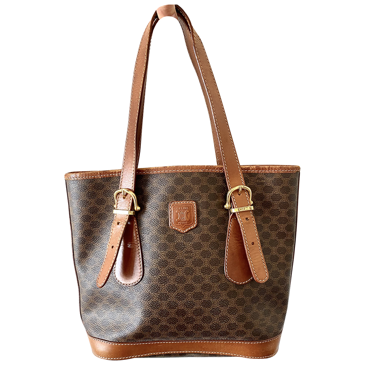 Celine Made In Tote Bag leather tote