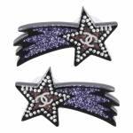 Chanel Ceramic earrings
