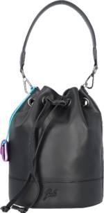 Gabs, Aurora Beuteltasche Leder 21 Cm in schwarz, Schultertaschen für Damen