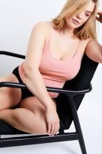 Grosse Grössen Unterhemd, Damen, rosa, Größe: 50/52, Baumwolle, Ulla Popken