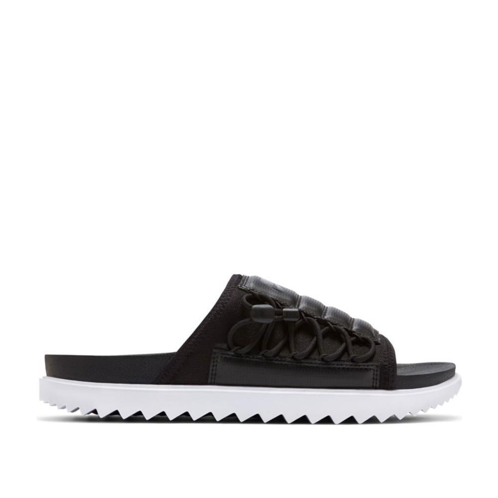Nike Asuna Slide (Schwarz / Weiß)