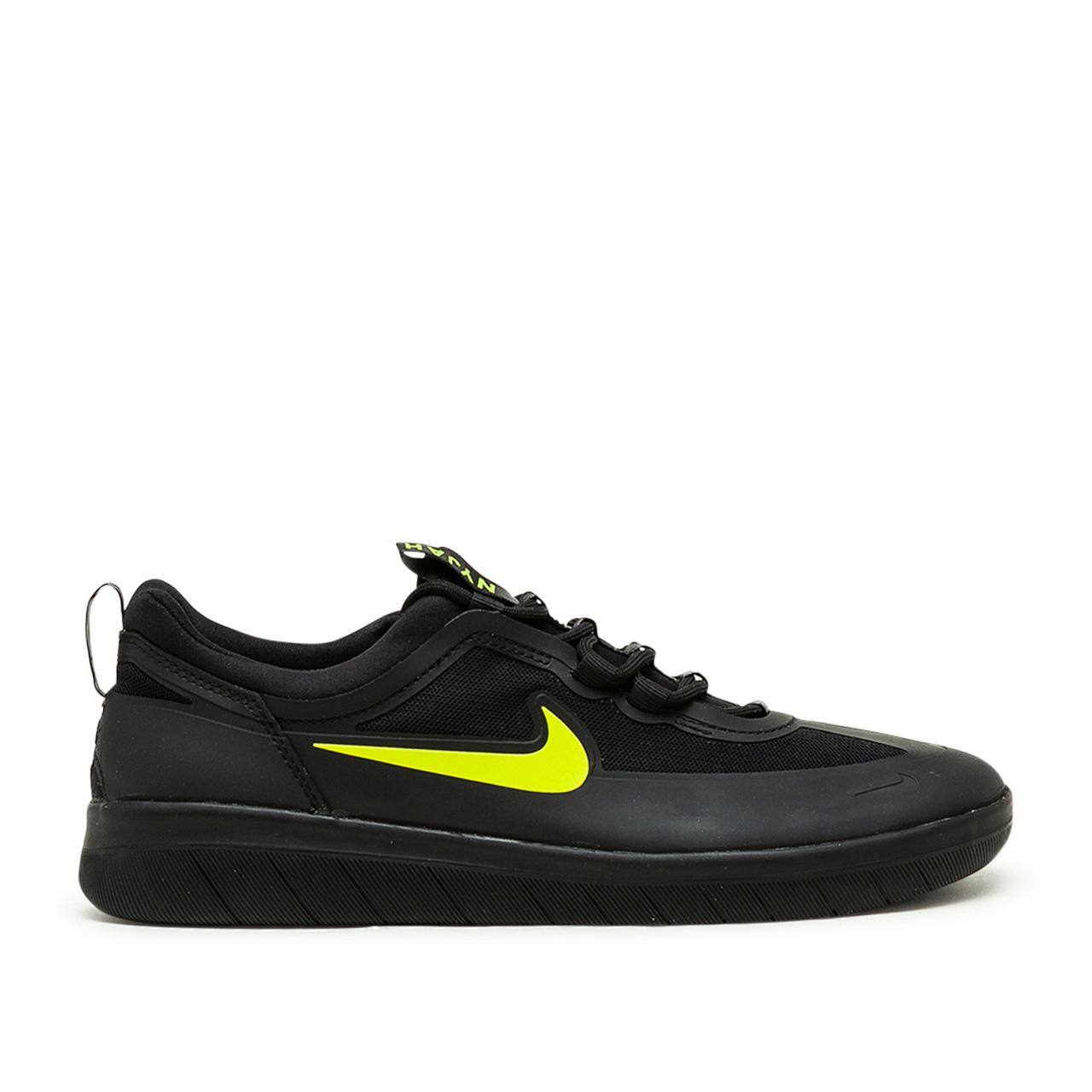 Nike SB Nyjah Free 2 (Schwarz)