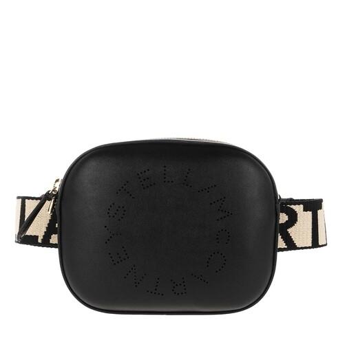 Stella McCartney Bauchtaschen - Logo Belt Bag - in schwarz - für Damen