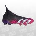 adidas Predator Freak+ FG pink/schwarz Größe 44 2/3