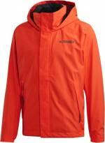 adidas Winterjacke AX, Orange, S