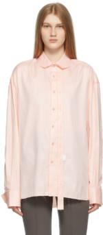 ADER error Orange Belk Shirt