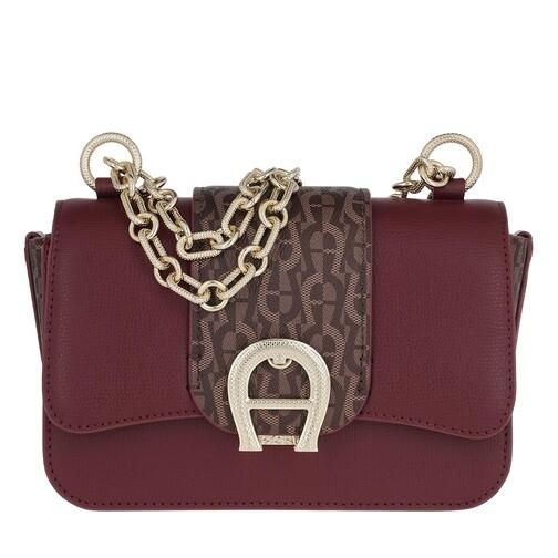 Aigner Crossbody Bags - Verona Small Crossbody Bag - in rot - für Damen