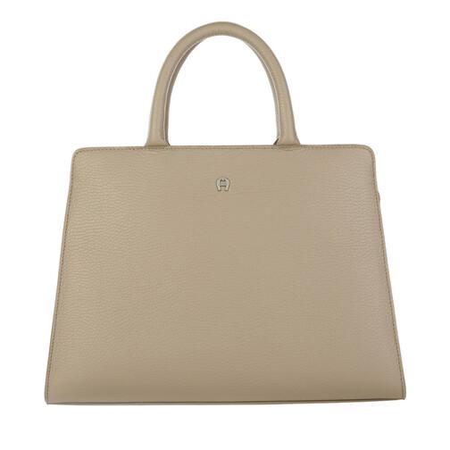 Aigner Tote - Cybill Handle Bag - in beige - für Damen