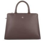 Aigner Tote - Cybill Handle Bag - in rot - für Damen