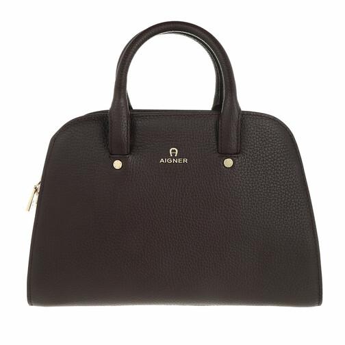 Aigner Tote - Ivy Handle Bag - in braun - für Damen