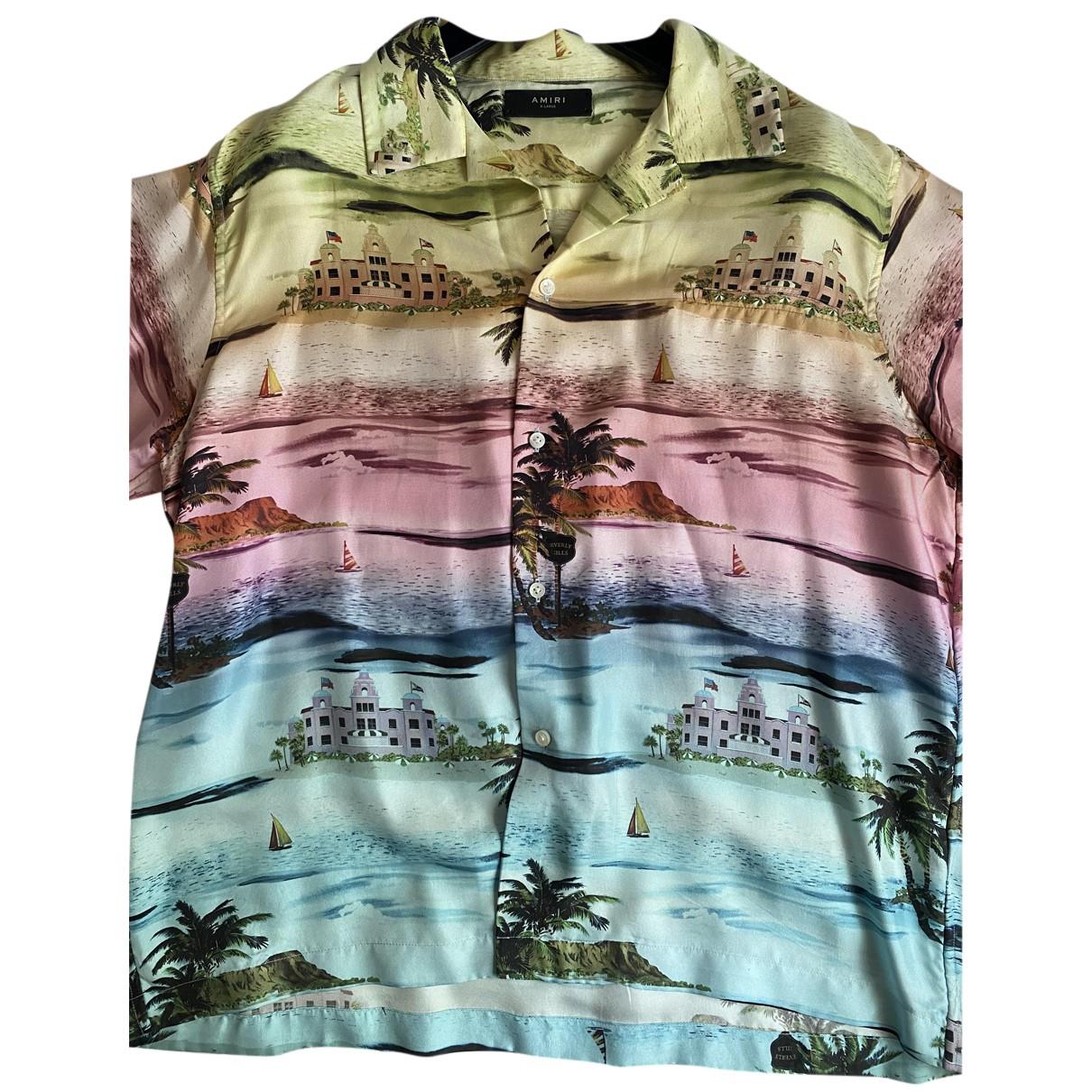 Amiri Silk shirt