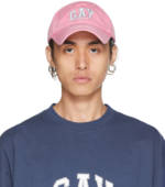 Balenciaga Pink 'Pride' Cap