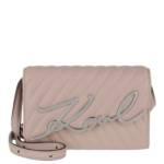 Bauchtaschen Signature Stitch Belt Bag pink