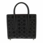 Christian Louboutin Tote - Paloma S Mini Bag Leather - in schwarz - für Damen