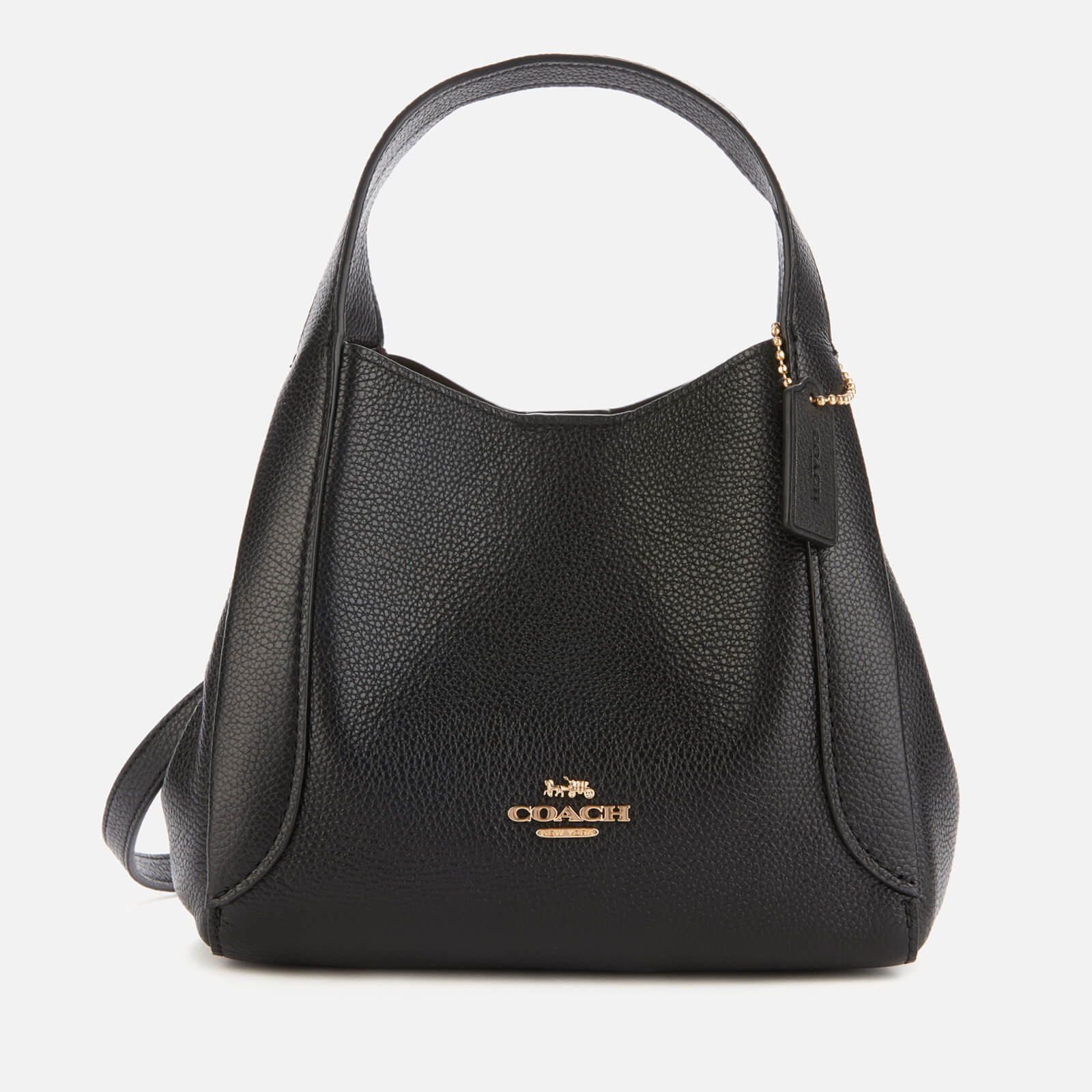 Coach Women's Hadley Hobo Bag 21 - Black