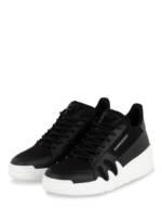 Giuseppe Zanotti Design Plateau-Sneaker Talon schwarz