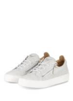 Giuseppe Zanotti Design Plateau-Sneaker weiss