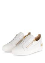 Giuseppe Zanotti Design Sneaker Frankie weiss