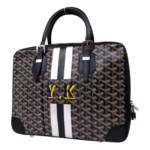 Goyard Cloth satchel
