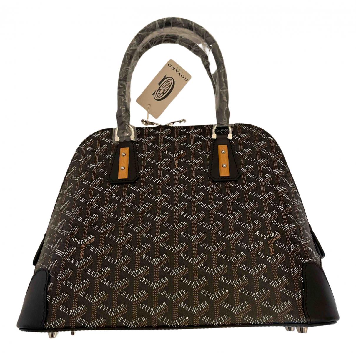 Goyard Vendôme cloth handbag