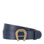 Gürtel Belt blau