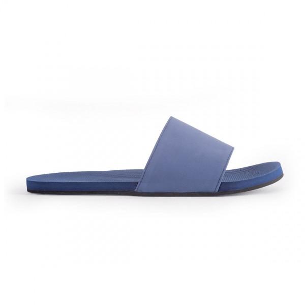Indosole - Slides Essential - Sandalen Gr 39/40 blau