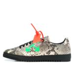 Off-White 2.0 Sneaker Snake Print