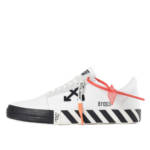 Off-White Vulc Low Top Sneakers White (Updated Stripes) (2018)