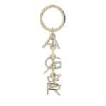 Schlüsselanhänger Key Chain Metal bunt