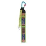 Schlüsselanhänger Raymonde Luggage Tag grün