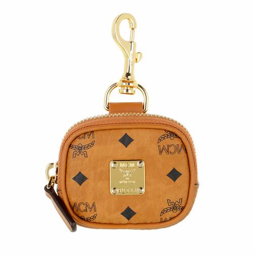 Schlüsselanhänger Utility E/W Pouch Charm cognac