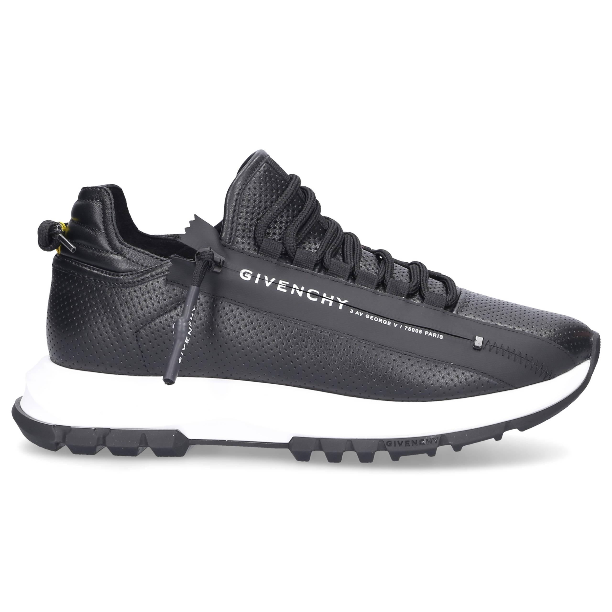 Sneaker low SPECTRE Kalbsleder