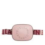 Stella McCartney Bauchtaschen - Logo Belt Bag - in grau - für Damen