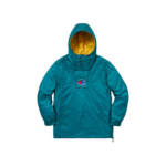 Supreme x Champion Pullover Parka Teal (SS18)